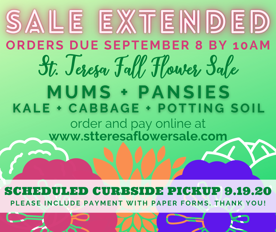 Flower Sale Extended